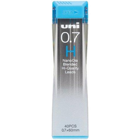 Грифели 0,7 мм Uni NanoDia H