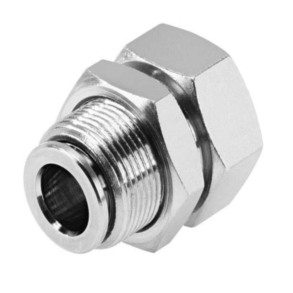 KQB2E06-01  Соединение для панельного монтажа