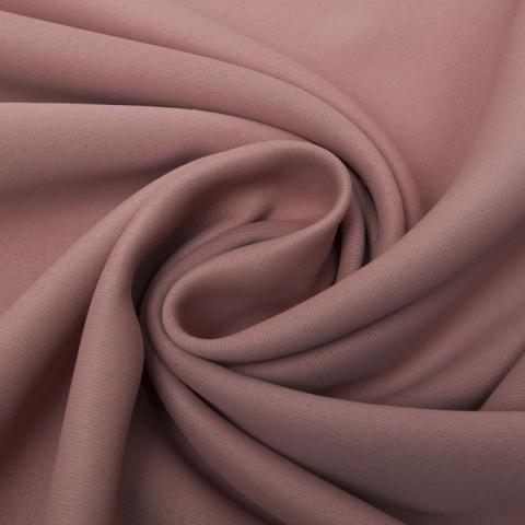 Портьерная ткань блэкаут пыльная роза. Арт.Т-711-35