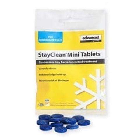 Таблетки StayClean Mini (20шт.)