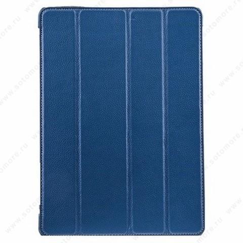 Чехол-книжка Melkco для Apple iPad Air 1 Leather Case Slimme Cover Ver.1 (Blue LC)