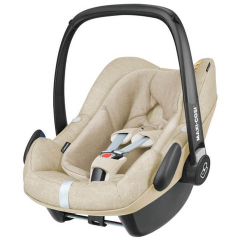 Автокресло Maxi-Cosi Pebble Plus Nomad Sand