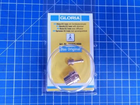 Gloria Сопло коническое 80° 2 мм