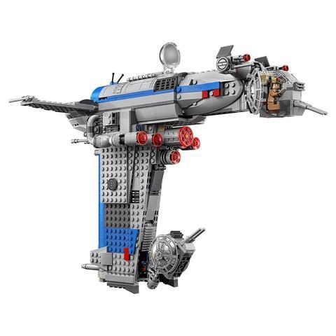 LEGO Star Wars: Бомбардировщик Сопротивления 75188 — Resistance Bomber — Лего Звездные войны Стар Ворз
