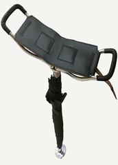 Стул-сидушка с зонтом Januel
