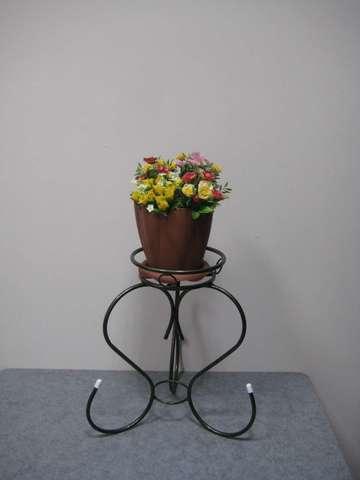 Подставка под цветы Тюльпан на один горшок
