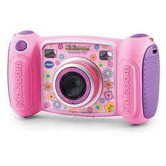 Vtech Цифровая камера Kidizoom Pix, розовая (193650)