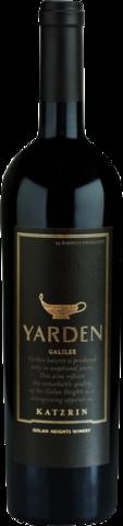 Golan Heights Winery Yarden Katzrin