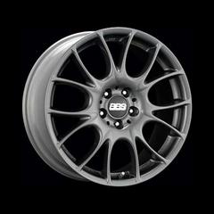 Диск колесный BBS CK 8.5x20 5x112 ET38 CB82.0 brilliant titanium