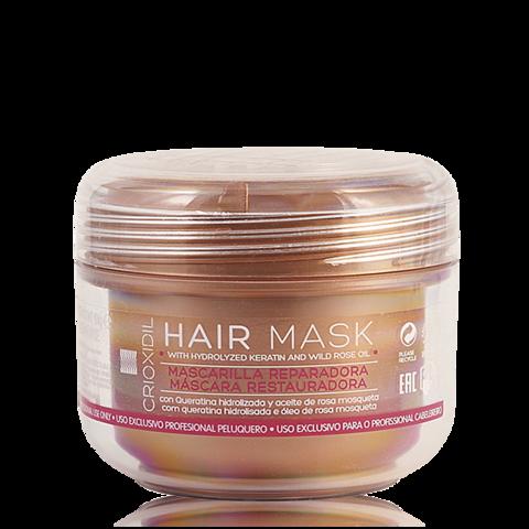 Маска для сухих и поврежденных волос Crioxidil