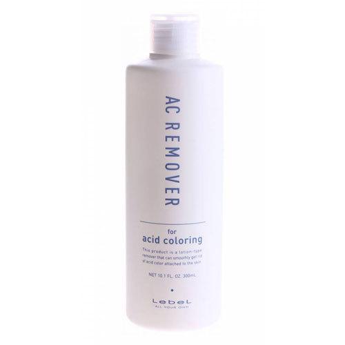 Lebel Color Prefal Cream/AC Remover - Очищающая жидкость для снятия краски после окрашивания с волос и кожи головы