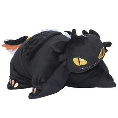 Как приручить дракона подушка-игрушка Беззубик