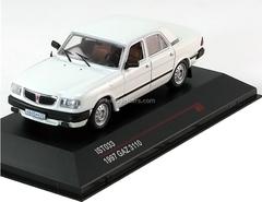 GAZ-3110 Volga white 1997 IST033 IST Models 1:43