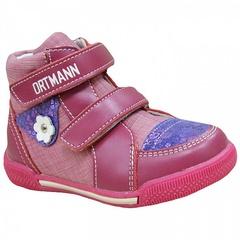 Детские ортопедические ботинки (утепленные) ORTMANN Kids Alen 7.20.2