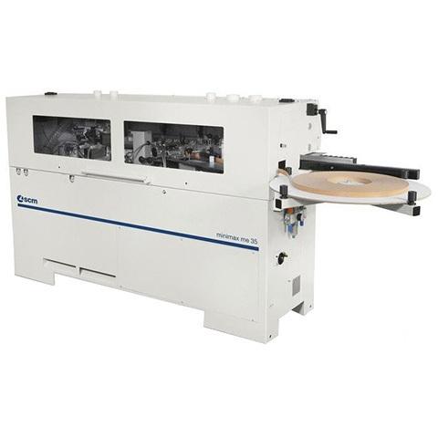 Автоматический кромкооблицовочный станок SCM minimax me35t