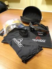 Парашютные очки Akando Extreme в наличии