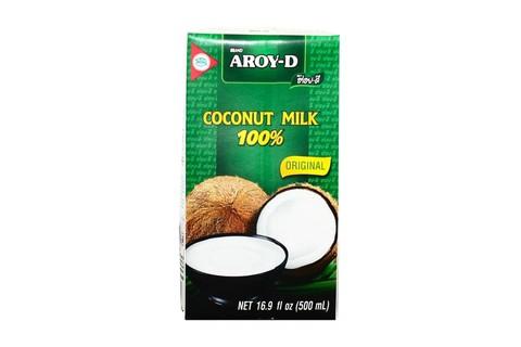 AROY-D кокосовое молоко 500 мл