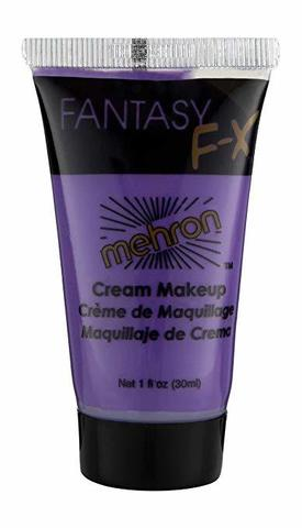 MEHRON Грим на водной основе Fantasy FX,  Purple (Пурпурный), 30 мл