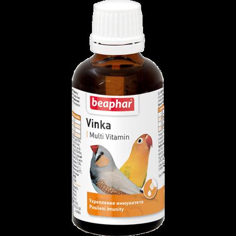 BEAPHAR Vinka витамины для укрепления иммунитета у птиц 50 мл