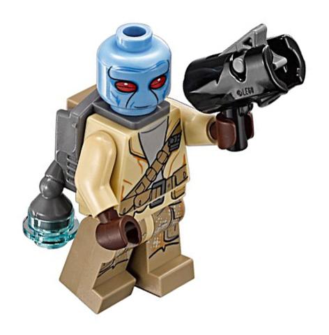 LEGO Star Wars: Боевой набор Повстанцев 75133 — Rebel Alliance Battle Pack — Лего Звездные войны Стар Ворз