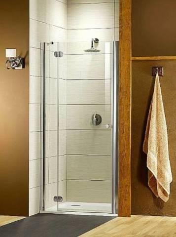 Дверь для душа RADAWAY Torrenta DWJ 80 L/R 31910(32010)-01-05