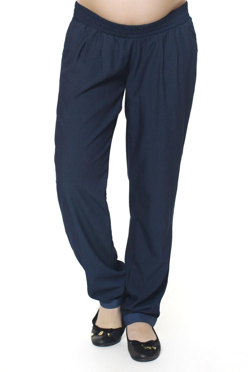 Фото джинсы для беременных MAMA`S FANTASY, зауженные, низкий пояс-бандаж, от магазина СкороМама, синий, размеры.