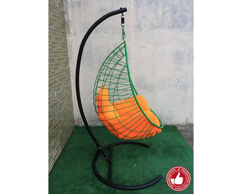 Подвесное кресло Изи Лофт зеленое