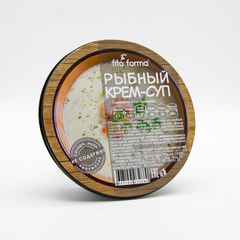Рыбный крем-суп Fito Forma 300г