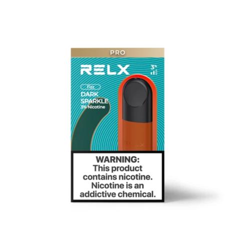 Сменный картридж RelX Pro 1.9 ml - Dark Sparkle 5% (2шт)