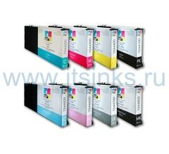 Комплект из 8 картриджей для Epson 4000/7600/9600 8x220 мл