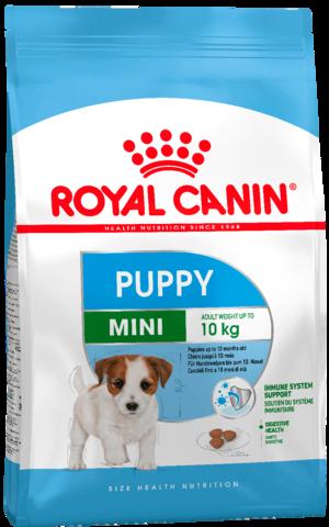 Mini Puppy - корм для щенков малых пород в возрасте c 2 до 10 месяцев