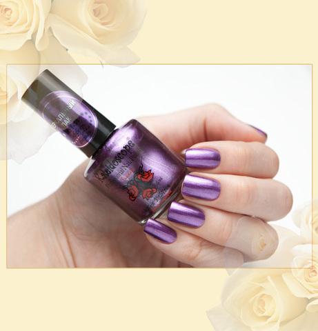 Kaleidoscope Лак Зеркальный f-14 фиолетовый