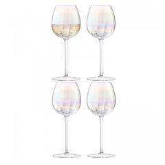 Набор из 4 бокалов для белого вина «Pearl», 325 мл, фото 1