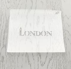 Трафарет Лондон