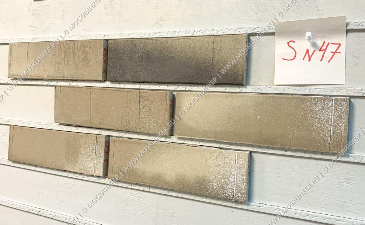 Stroeher Sonderbrand №31447 - Клинкерная плитка для фасада и внутренней отделки