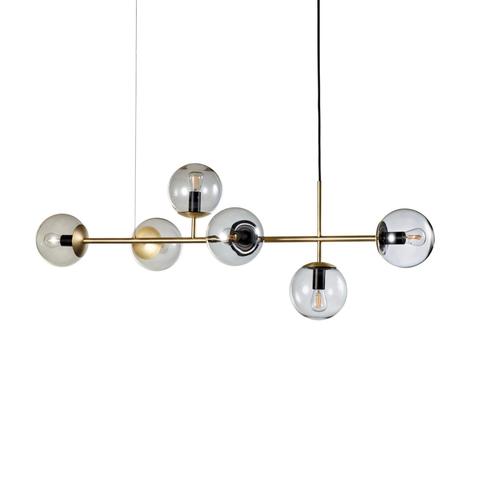 Подвесной светильник копия Orb by Bolia (горизонтальный)