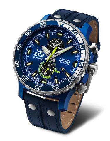 Часы наручные Восток Европа Эверест YM8J/597E546