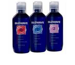 SELECTIVE blue wave 1 - состав на основе протеинов кератина для нормальных волос 250мл