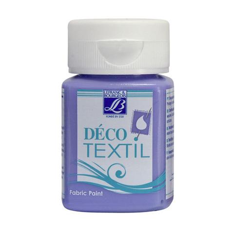 Краска по ткани Lefranc&Bourgeois DECO TEXTIL 50 мл 802, лаванда