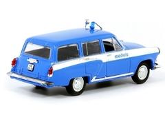 GAZ-22 Volga Police Hungary 1:43 DeAgostini World's Police Car #34