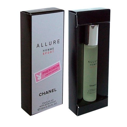 Духи с феромонами Allure Homme Sport Chanel муж. 10 мл.