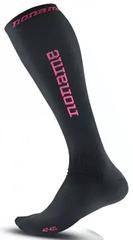 Компрессионные гольфы Noname NC2 Compression Socks Black Pink
