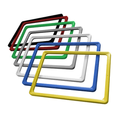 Рамка формата А4 PF-A4, зеленый