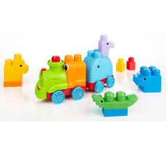 Mega Bloks  Поезд