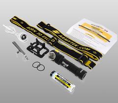 Мультифонарь светодиодный Armytek Wizard v3 Magnet USB+18650, 1250 лм, аккумулятор*
