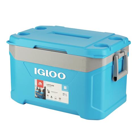 Изотермический контейнер (термобокс) Igloo Latitude 50 (термоконтейнер, 47 л.)