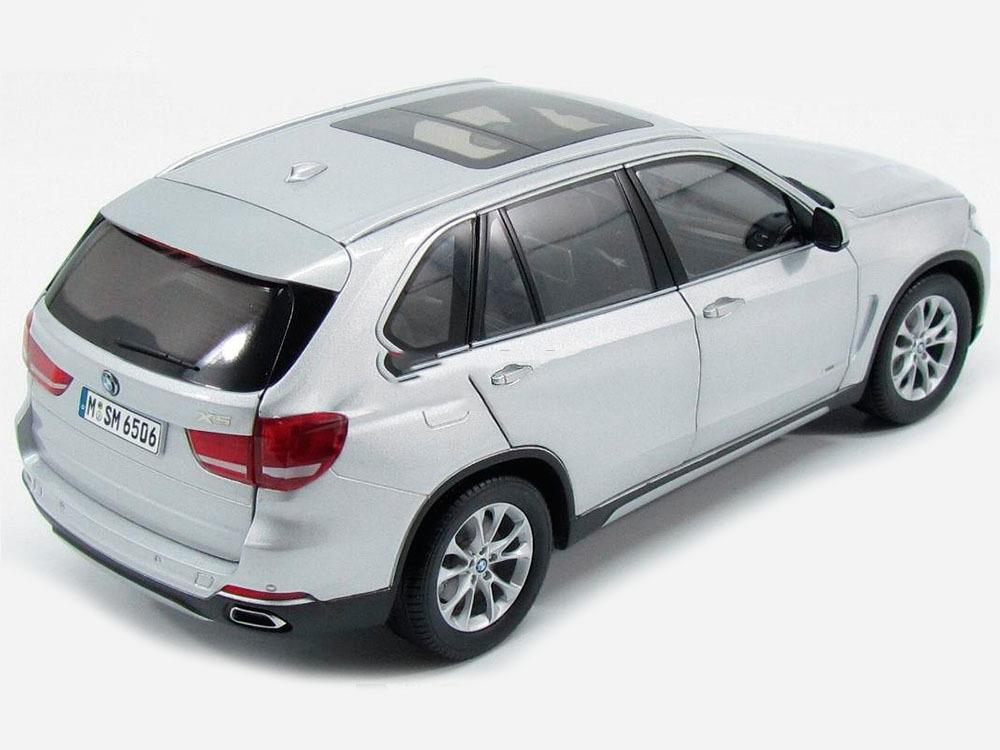 Коллекционная модель BMW X5 (F15) 2014