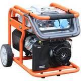Генератор бензиновый Zongshen KB 7000 E* - фотография