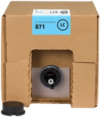 Картридж HP 871 (G0Y83C) Light Cyan 3000 мл