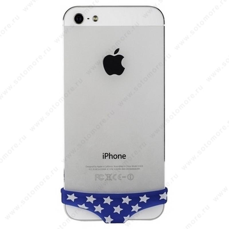Чехольчик бикини для Apple iPhone 5s/ 5/ 4s /4 вид 4
